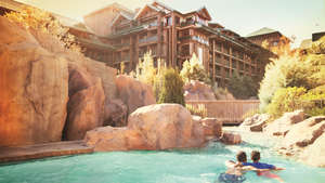 Copper Creek - Wilderness Lodge