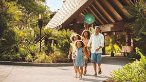 Polynesian Villas