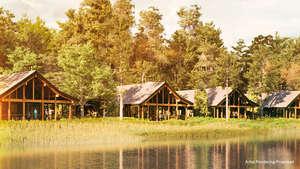 Copper Creek - Wilderness Lodge